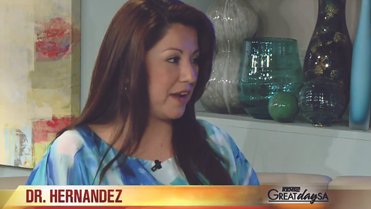 Not to be Missed: Dr. Hernandez on Great Day SA